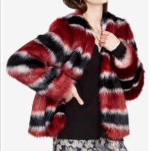 Rachel by Rachel Roy Faux Fur Jacket